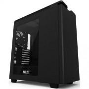 Carcasa H440 Matte Black New Edition, MiddleTower, Fara sursa, Negru
