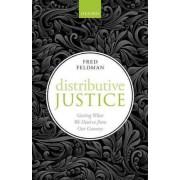 Distributive Justice by Fred Feldman