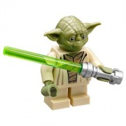 Lego Figurine Star Wars - Yoda Set 75142