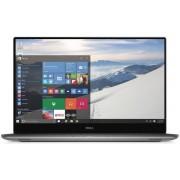 "Ultrabook™ Dell XPS 15 9550 (Procesor Intel® Core™ i5-6300HQ (6M Cache, up to 3.20 GHz), Skylake, 15.6""UHD, Touch, 8GB, 256GB SSD, nVidia GeForce GTX 960M@2GB, Wireless AC, Tastatura iluminata, Win10 Home 64, Argintiu)"