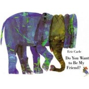 Do You Want to Be My Friend? Miniature Book by Eric Carle