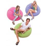 INTEX aufblasbarer Sitzsack 68569 lila