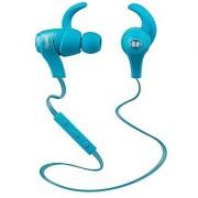Monster iSport Bluetooth Wireless In-Ear Headphones - Blue