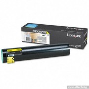 LEXMARK Cartridge for C935, yellow - 24000k (C930H2YG)