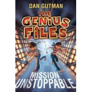 The Genius Files by Dan Gutman