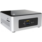 Barebone Intel NUC BOXNUC5PGYH0AJ, Intel Pentium N3700, 2GB RAM, 32GB, Windows 10