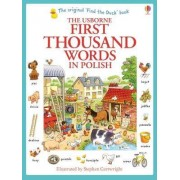 First Thousand Words in Polish by Heather Amery