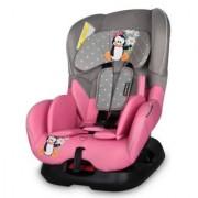 Bertoni Auto Sedište Concord Grey&Pink Pinguin 0-18kg