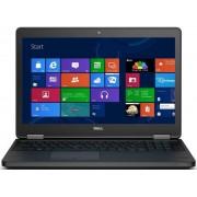 "Laptop Dell Latitude 15 E5550 (Procesor Intel® Core™ i5-5300U (3M Cache, up to 2.90 GHz), Broadwell, 15.6""FHD, 8GB, 128GB SSD, Intel HD Graphics 5500, Wireless AC, Tastatura iluminata, FPR, Win8.1 Pro 64)"