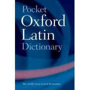 Pocket Oxford Latin Dictionary by James Morwood