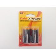Baterie alcalina Kodak LR14 C blister 2