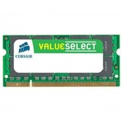 Mémoire portable Value Select 4 Go DDR2-800 PC2-6400 (VS4GSDS800D2)