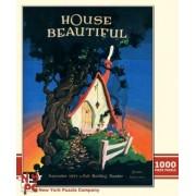 House Beautiful Fairy Tale Cottage 1000 Piece Jigsaw Puzzle