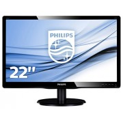 Philips Monitor LCD con retroilluminazione a LED 226V4LAB