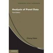 Analysis of Panel Data by Cheng Hsiao