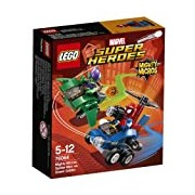LEGO Super Heroes 76064: Mighty Micros: Spider-Man vs. Green Gobl