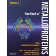 Handbook of Metalloproteins: v. 4 & 5 by Albrecht Messerschmidt