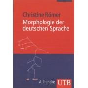Morphologie der deutschen Sprache