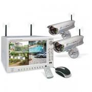 Smartwares Safety Überwachungsset mit 2-Kameras + 250GB Festplatte
