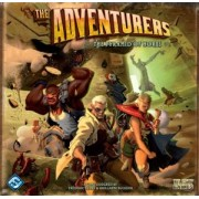 Board game The Adventurers: The Pyramid of Horus