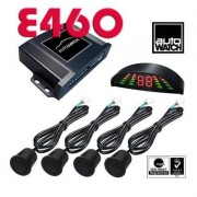 Senzori de Parcare AUTOWATCH E460 cu 4 Senzori