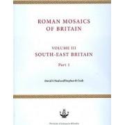 Roman Mosaics of Britain: South-East Britain Volume 3 by Stephen R. Cosh