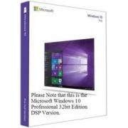 Microsoft Windows 10 Professional 32 Bit Edition,