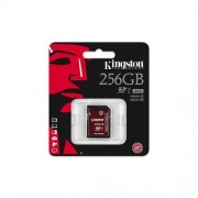 Kingston 256GB SDHC/SDXC Class 10 UHS-I U3