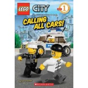 Lego City Adventures: Calling All Cars! by Sonia Sander