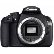 Aparat Foto D-SLR Canon EOS 1200D (Negru), Body, Filmare Full HD, 18MP