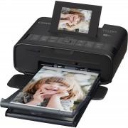 Canon Selphy CP1200 WiFi Black crni termalni sublimacijski foto printer Wireless Compact Photo termosublimacijski pisač (0599C002AA) 0599C002AA
