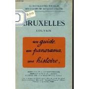 Guides Illustres Michelin Des Champs De Bataille. Bruxelles. Louvain