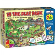 In the Play Park 2 in 1. An innovative approach to learn about a Play Park in the question answer way!