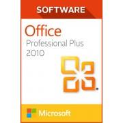 Microsoft Office Pro Plus 2010 - 1 user PC