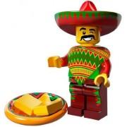 The Lego Movie Taco Tuesday Guy Minifigure Series 71004
