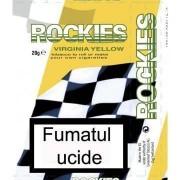 Tutun de rulat tigari Rockies Yellow Virginia 20 g