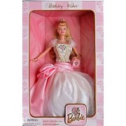 BIRTHDAY WISHES BARBIE DOLL 1st in Series COLLECTOR Edition (1998)