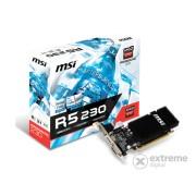Placa video MSI AMD R5 230 2GB DDR3 - R5 230 2GD3H LP