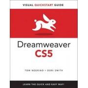 Dreamweaver CS5 for Windows and Macintosh: Visual QuickStart Guide by Tom Negrino