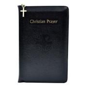 Christian Prayer - Black Leather by Catholic Book Publishing Co