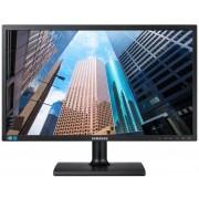 """Monitor TN LED Samsung 23.6"""" LS24E20KBL, Full HD (1920 x 1080), VGA, DVI, 5 ms (Negru)"""