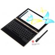 Lenovo Yoga Book 4G/3G WiFi GPS BT4.0, x5-Z8550 up to 2.4GHz QuadCore, 10 IPS 1920x1200, 4GB DDR3, 64GB flash, 8MP + 2MP cam, Nano SIM, MicroSD up to 128GB, MicroUSB, Micro HDMI, Sensor keyboard + Wacom pen, Dolby Atmos, 15 hours battery life, Androi