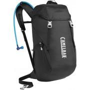 CamelBak Arete 22 70 Oz - Black/Silver Intl - Hydration Daypacks