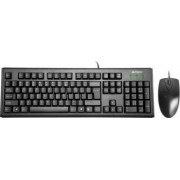 Kit tastatura cu mouse A4Tech KM-72620D Negru USB