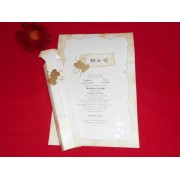 invitatii nunta cod 60254