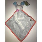 Doudou Souris Grise Nanjing Kestrel Toy Manufacturer Co Peluche Hochet Grelot Gris Bleu Baby Mouse Cuddle Cloth Soft Toys