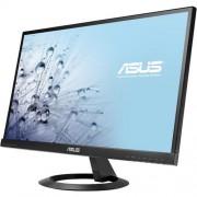 """Monitor ASUS VX239H, 23""""W, LED, 1920x1080, 80M:1, 5ms, 250cd, 2xHDMI, D-SUB, repro, čierny"""