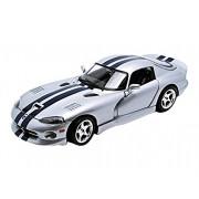Bburago - 12041s - Dodge - Viper GTS - Scala 1/18