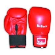 Boxerské rukavice 03 kožené 10 OZ