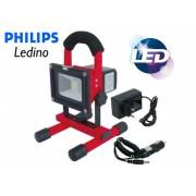 LED Schijnwerper ACCU 10W 5,2Ah Bouwlamp 900 lm